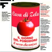 Il giorno del pomodoro: il rosso che unisce