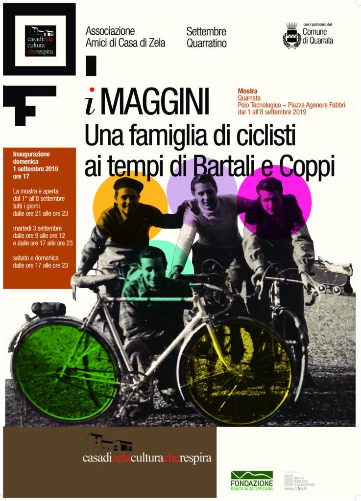 I Maggini: una famiglia di ciclisti ai tempi di Coppi e Bartali